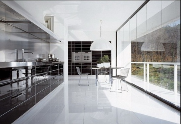 Modern Kitchen Designs From Schiffini