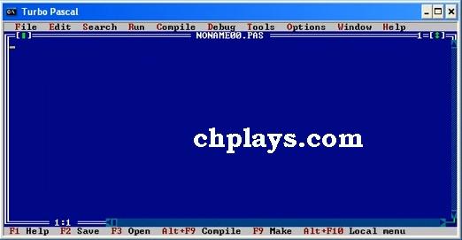 Download Turbo Pascal- Lập Trình Pascal Trên Máy Tính a
