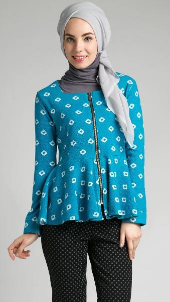 Koleksi Desain Baju Muslim Modern