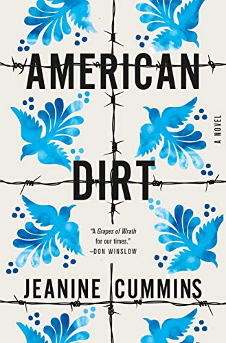 American Dirt, Jeanine Cummins, reading, Kindle, Goodreads, fiction, January 2020 books, new releases, reading recommendations