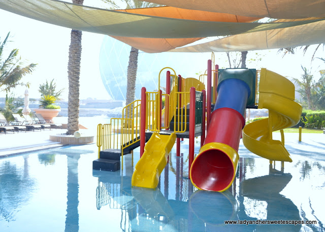 Al Raha Beach Hotel kiddie pool
