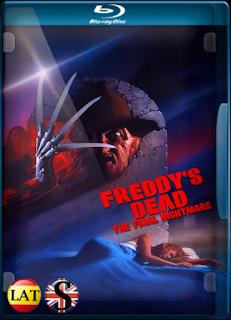 La Muerte de Freddy: La Pesadilla Final (1991) REMUX 1080P LATINO/ESPAÑOL/INGLES