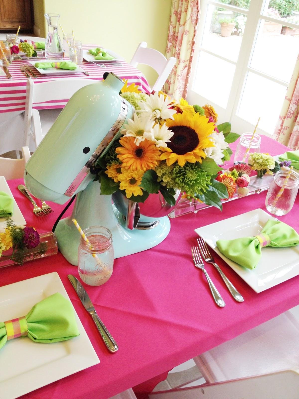 DIY Kitchen Wedding Shower  My Life Well Loved