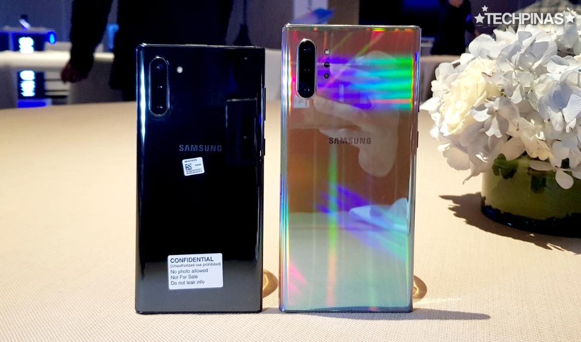 Samsung Galaxy Note 10, Samsung Galaxy Note10 Plus, Smart Postpaid Samsung Galaxy Note 10 Plus, Samsung Galaxy Note10 vs Note10+