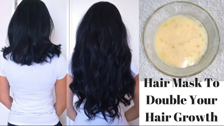 Everyone Talks About This Natural Mask That Make Hair Grow Faster
