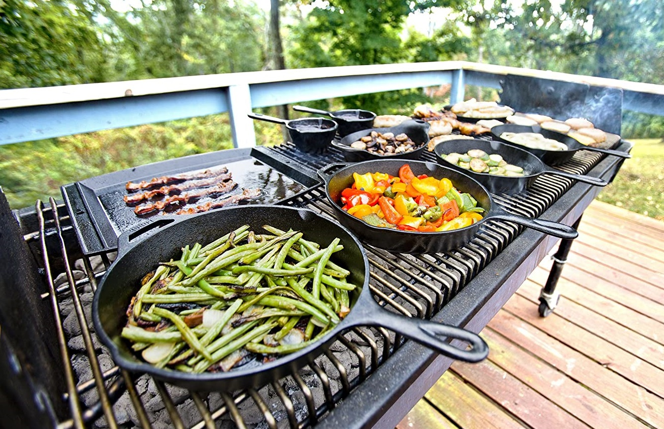 Lodge Cast Iron Cookware - Made in the USA!
