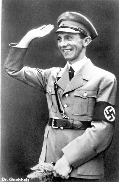 Jim Wickre: September 2012 Joseph Goebbels