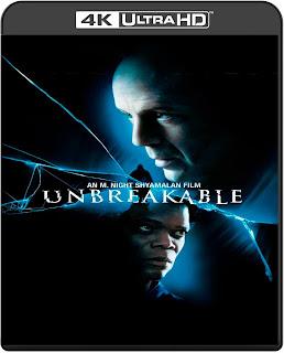 Unbreakable [2000] [UHD] [Latino]