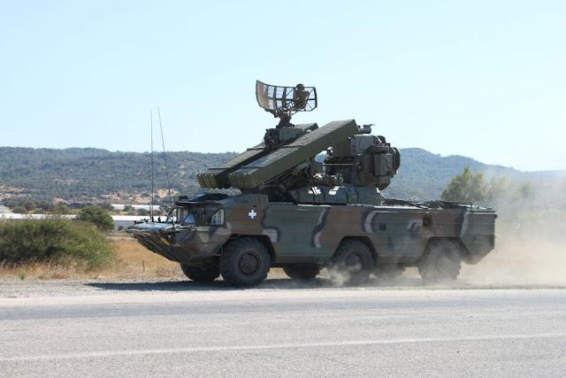 Σε ετοιμότητα ο στρατός στη Χίο