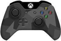 covert forces xbox one controller