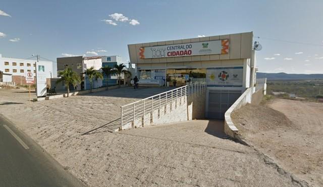 Bandidos roubam malote com dinheiro do caixa da Central do Cidadão de Pau dos Ferros, RN