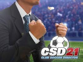 Descargar Club Soccer Director 2021 APK MOD Dinero e Insignia Desbloqueada gratis para Android