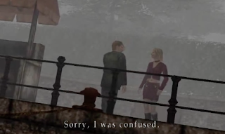 James and Maria Silent Hill 2