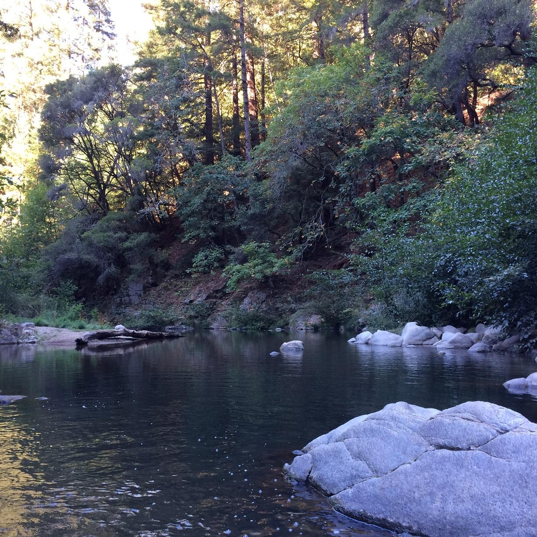 Hiking Garden Of Eden Santa Cruz United States Willy 39 S