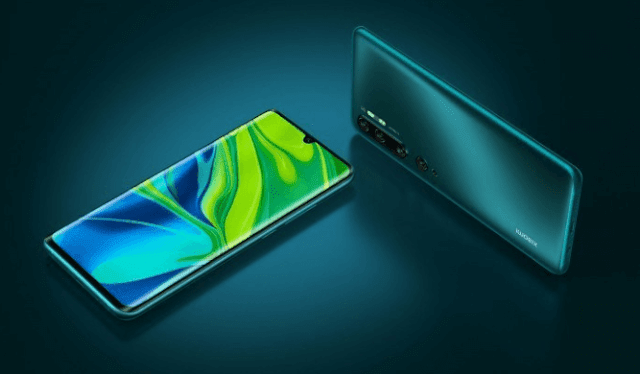 Xiaomi Mi Note 10 coming to the Philippines