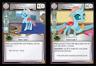 My Little Pony Ocellus, Knowledge is Power Friends Forever CCG Card