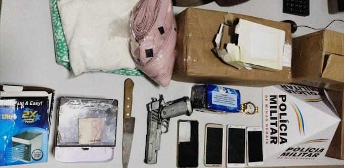 Van dos Correios é assaltada em Ipatinga; quatro pessoas foram detidas