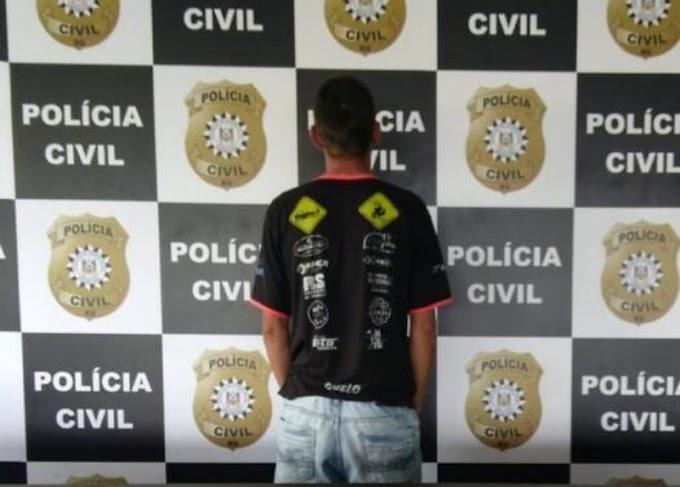 Polícia prende vendedor de cigarros contrabandeados em Gravataí
