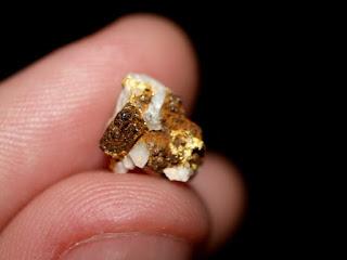 Compreenda a geologia do ouro para procurar ouro