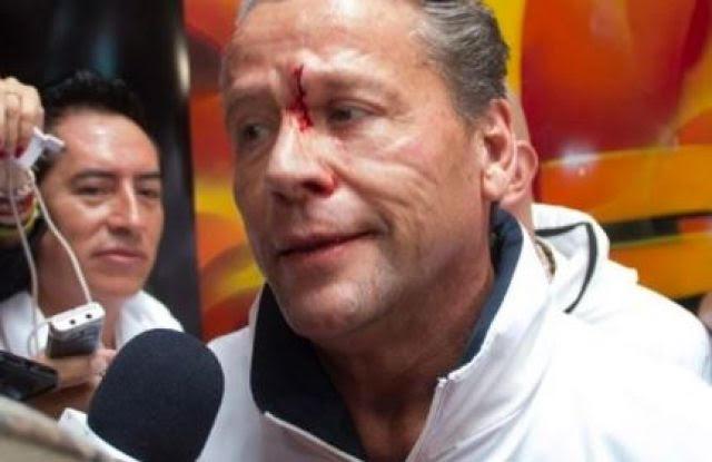 Alfredo Adame Candidato, hundió a Partido R.S.P. que ahora es R.I.P.