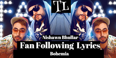 fan-following-lyrics