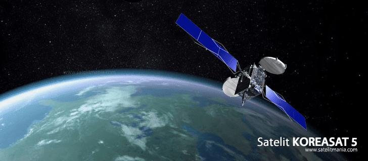 Daftar Lengkap Channel di Satelit Koreasat 5