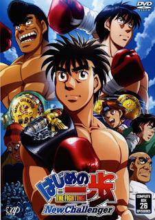 Hajime no Ippo  New Challenger 1080p Subtitulado