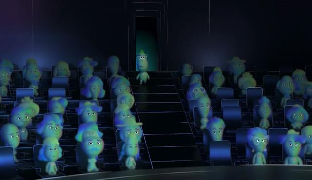 Pixar Soul You Seminar Theater