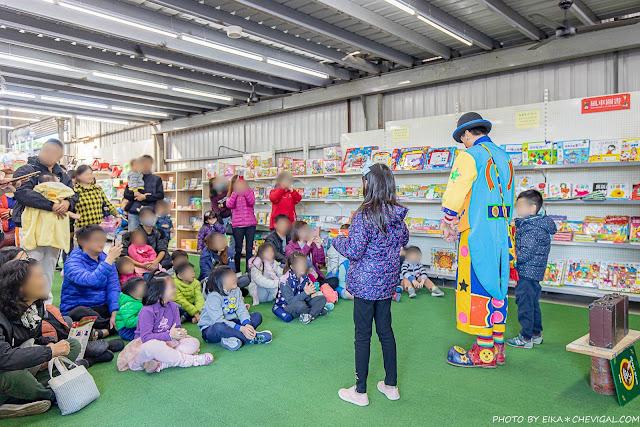 MG 6666 - 熱血採訪│台中玩具150坪批發超市人超多,限定小丑與魔術表演入場直接請你看!