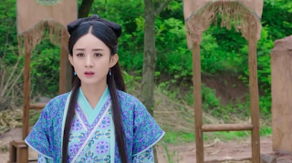 Zanilia Zhao Li Ying Legend of Zu Episode 1 Stills