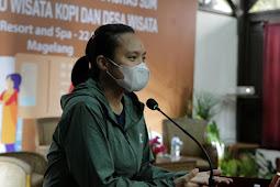 Shana Fatina Ungkap Dukungan BOPLBF Dorong Peningkatan SDM di Agrowisata Kopi