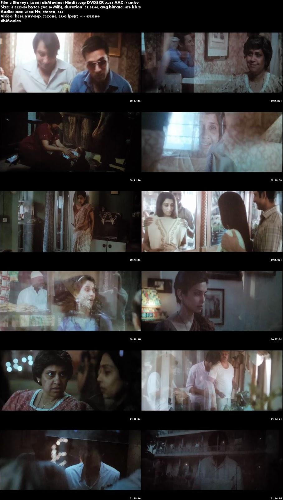 Screen Shots 3 Storeys 2018 Full Movie Download Hindi HD Free 720p