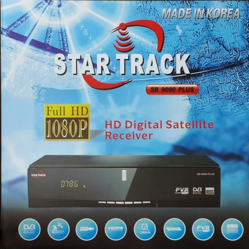 Star track hd receiver software download