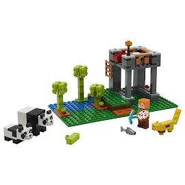 Minecraft The Panda Nursery Lego Sets