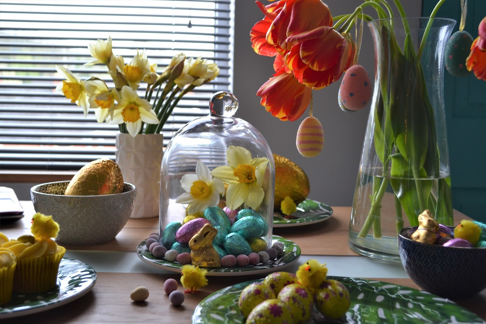 Http Www Theturquoisedoor Co Uk 2017 04 Easter Table Decorating With Homesense Html