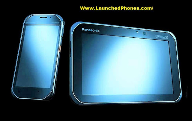 Model is the latest mobile outcry of the companionship as well as L Panasonic Toughbook FZ-T1 as well as L1 launched inwards Republic of Republic of India