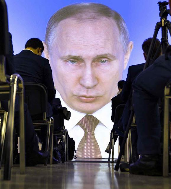 Big Brother da Rússia renova anseios de reconstituir a URSS