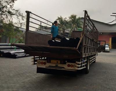Sewa Truk Fuso Surabaya Lampung