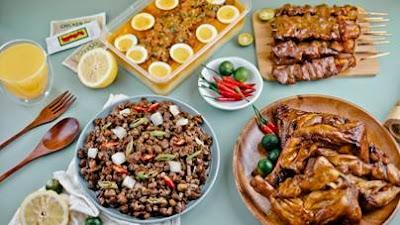 Mang Inasal Family Size Meals