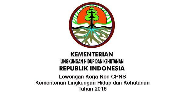 KEMENTERIAN KEHUTANAN : OPERATOR KOMPUTER - NON PNS, INDONESIA