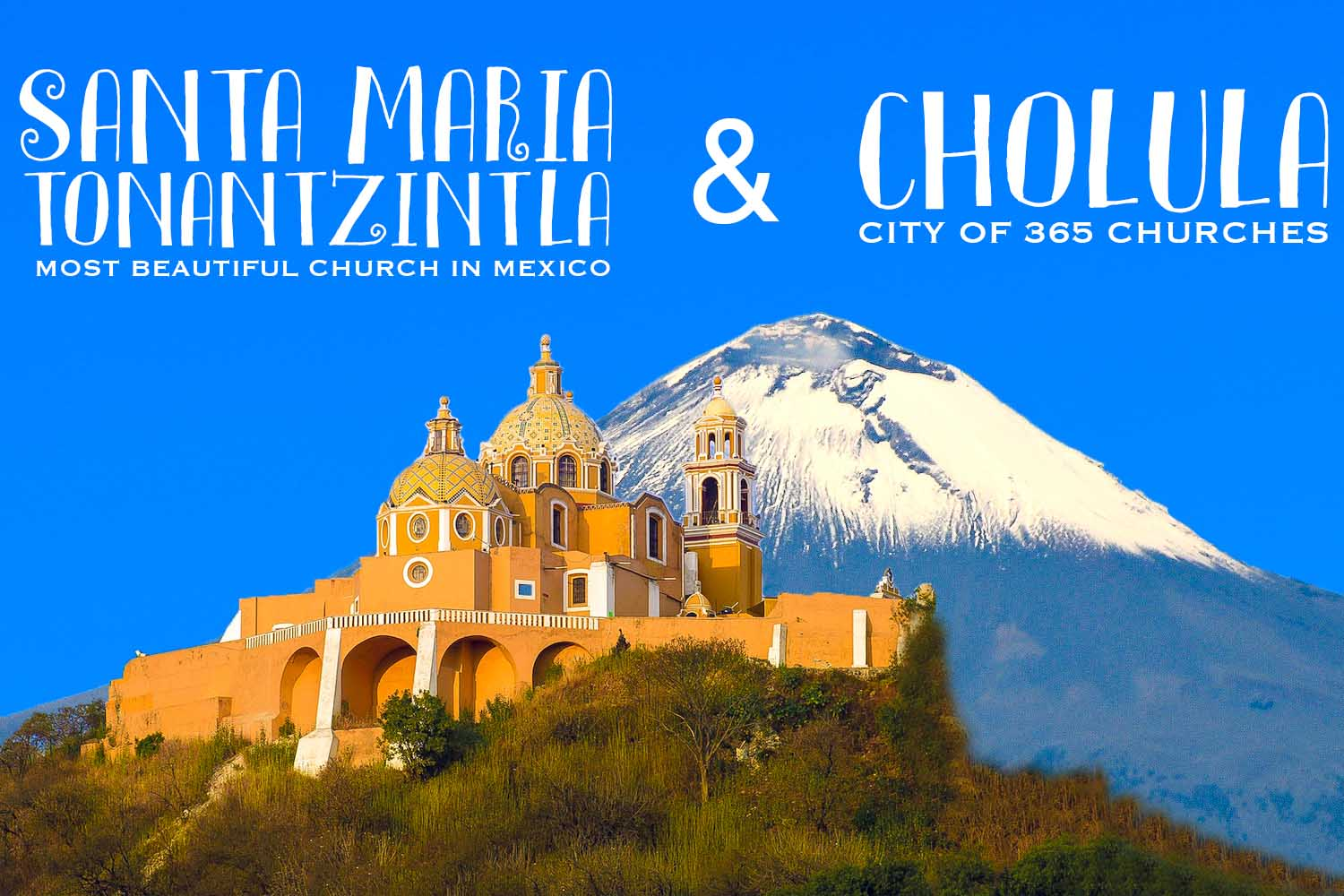 cholula and santa maria tonantzintla header