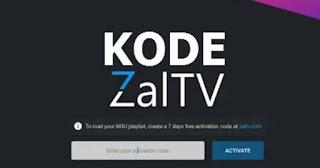 kode aktivasi zaltv terbaru -  kanalmu