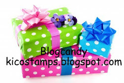 Blogcandy Kico Stamps