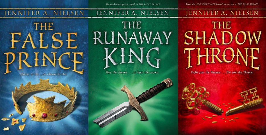 Complete The Ascendance Trilogy by Jennifer A. Nielsen