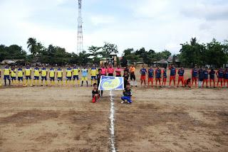 Digelar, Open Turnamen Sepak Bola Bupati Cup-2017