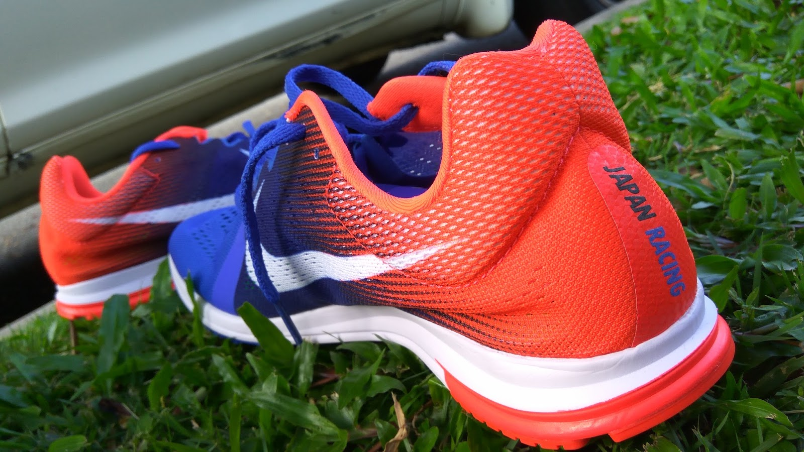 No Names Mentioned: Product Review - Nike Zoom Streak LT3