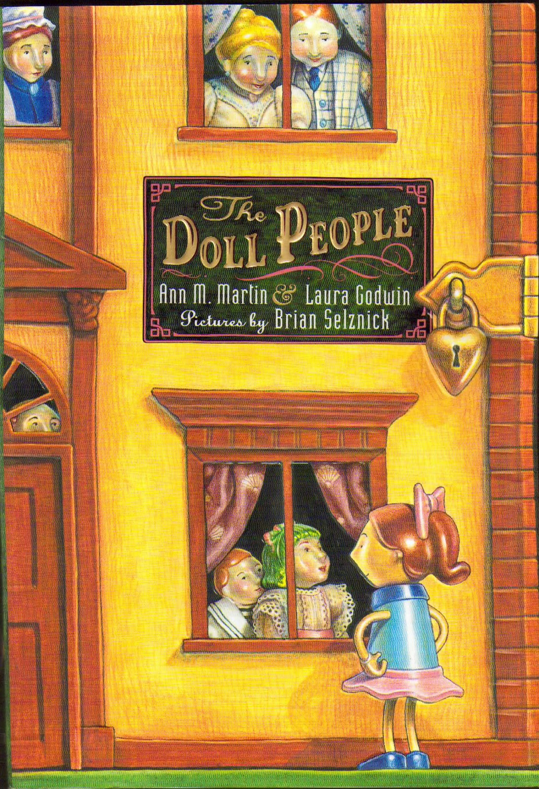 The Doll People (Doll People Series #1)