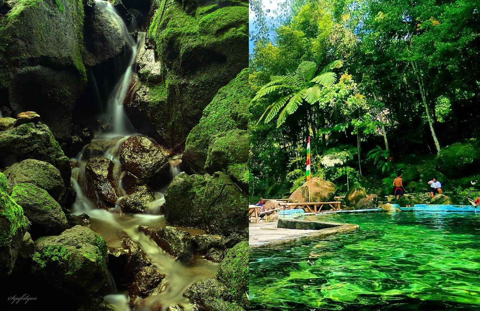 Wisata Sumber Air Panas Bengkulu