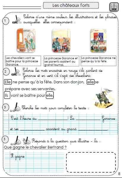 Le Loup Qui Voyageait Dans Le Temps Ce2 : voyageait, temps, Classe, Sanléane:, Voyageait, Temps, Lecture, Suivie, Documentaire