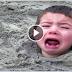 SUNGGUH BIADAB!!! Pasukan-Pasukan Israel Mengubur anak-anak Palestina Hidup Hidup